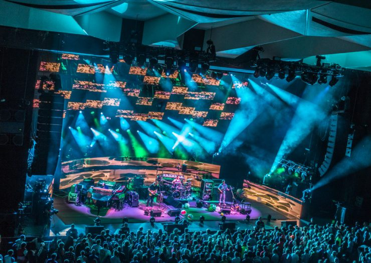 Phish Summer Tour