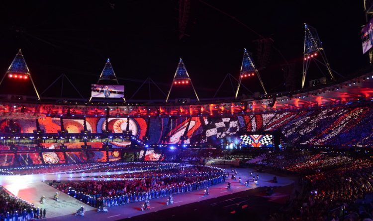 Spectacular London 2012 Olympic Ceremonies