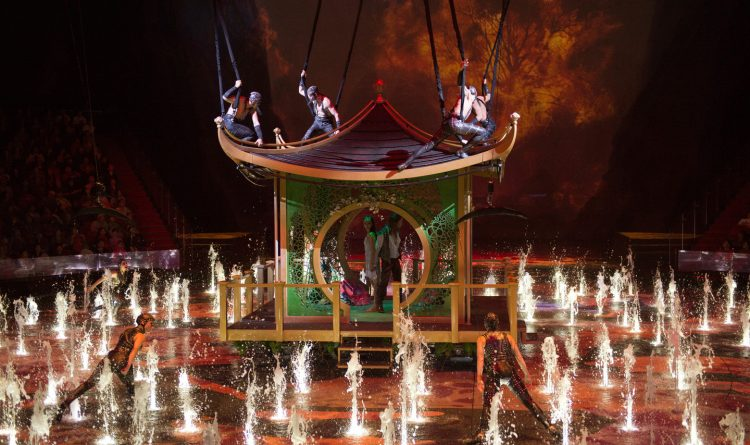 TAIT House of Dancing Water