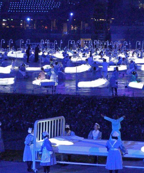 London Olympic Ceremonies
