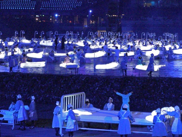 London Olympic Ceremonies