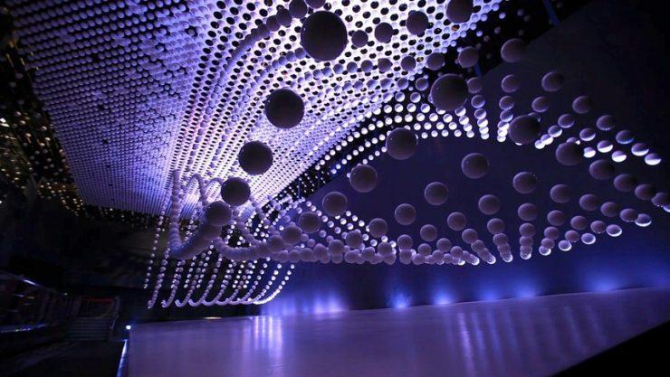 TAIT Shanghai Spheres