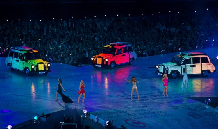 Olympic Ceremonies TAIT