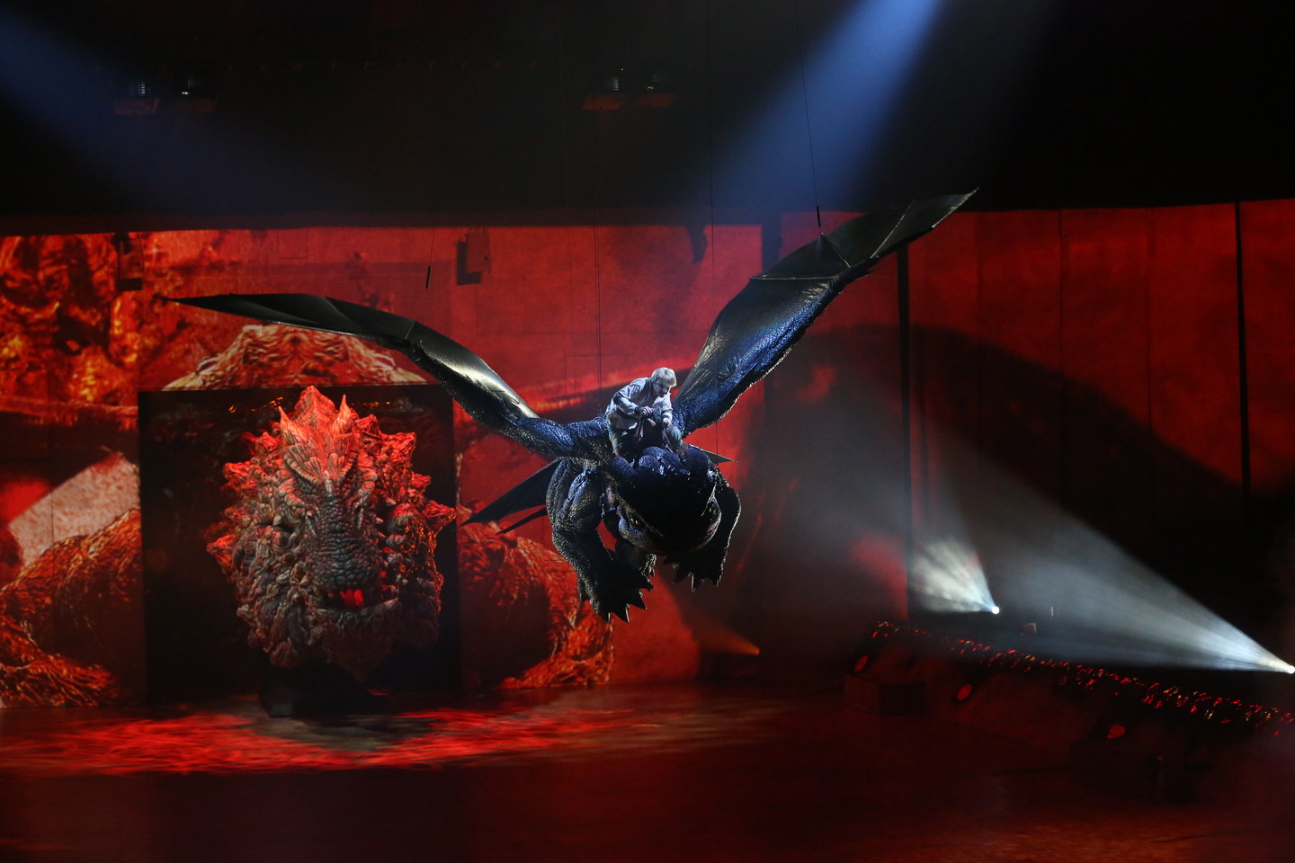 How To Train Your Dragon Live Spectacular Tait