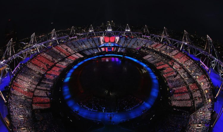 London 2012 Olympic Ceremonies