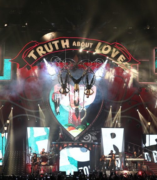 Truth About Love Tour