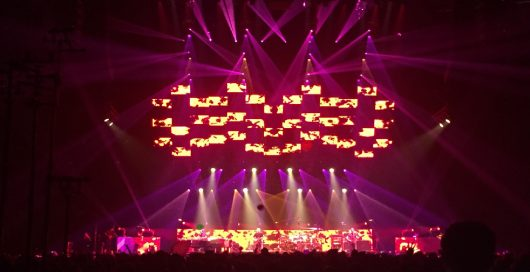 Phish Summer Tour Kinetic and LED