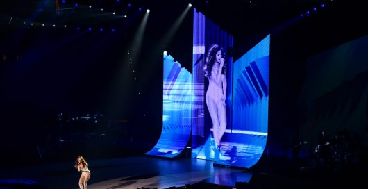 Selena Gomez Revival Tour Staging