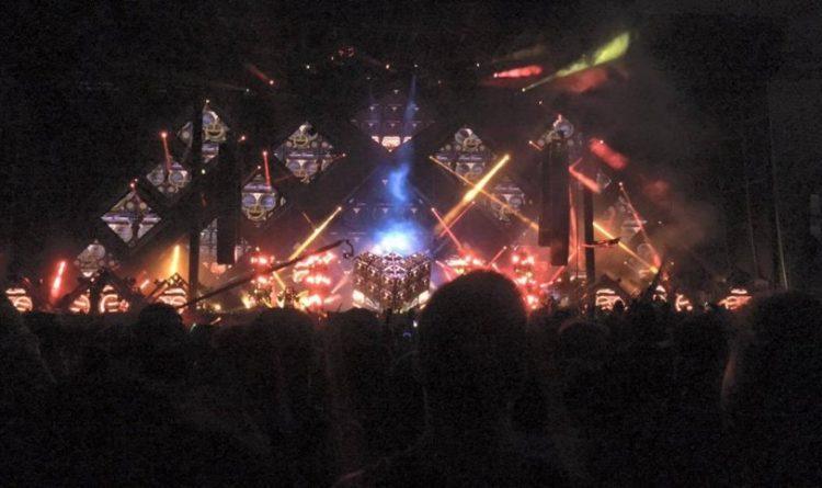 Veld Music Festival Deadmau5