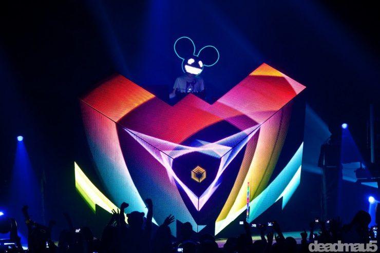 deadmau5 veld music festival