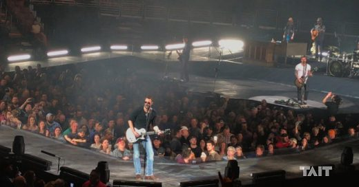 Eric Church Stage