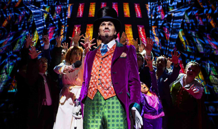 Charlie Chocolate Factory Automation System