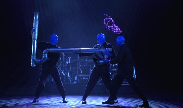 Blue Man Group Automation Solutions