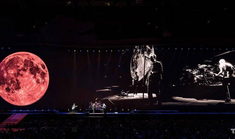 TAIT U2 Joshua Tree Tour