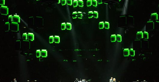 touring drone performance