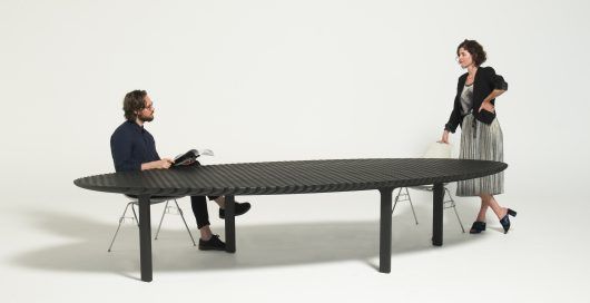 Heatherwick Friction Table