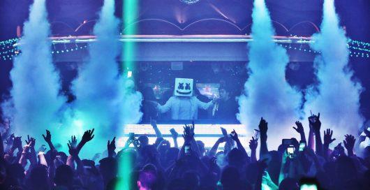 XS Nightclub DJ Booth