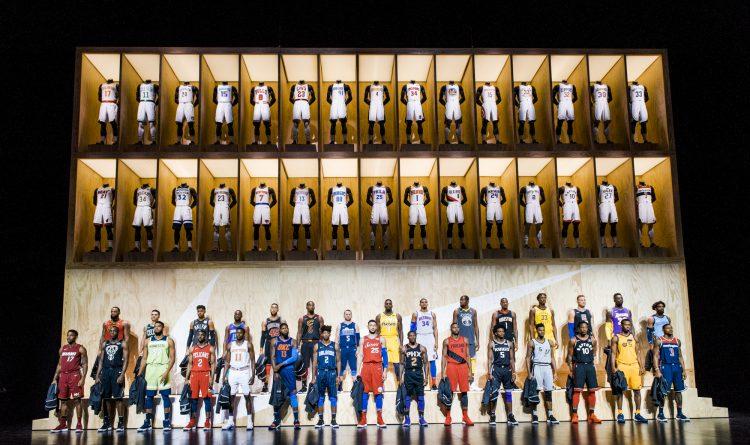 Nike NBA Uniform Launch