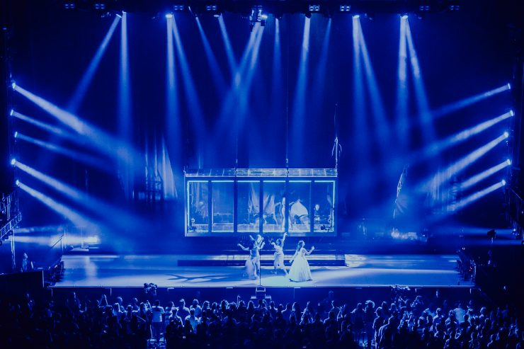 Melodrama World Tour