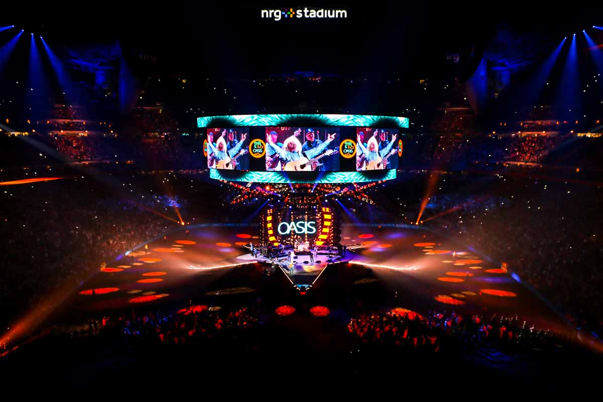 Rodeo Houston Relies On Tait To Design Amp Manufacture A New