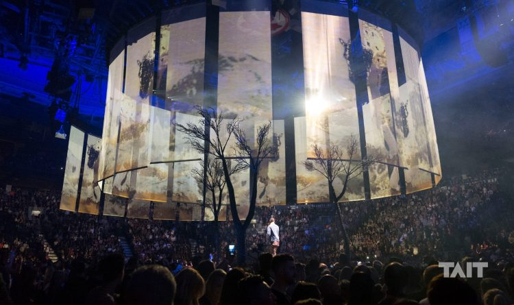 Man of the Woods Stage TAIT Justin Timberlake