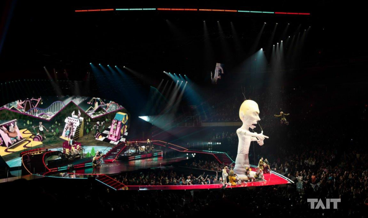 Beautiful Trauma Tour