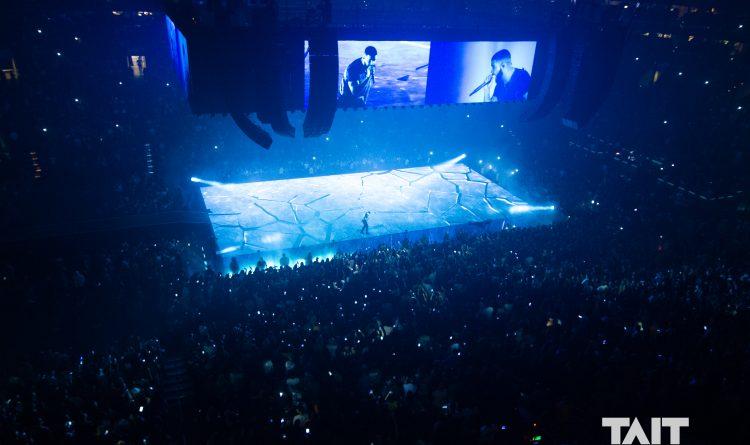 Drake's video stage