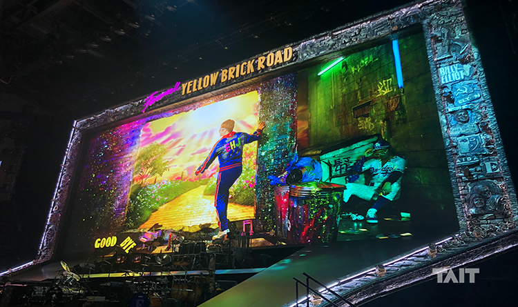 Elton John Farewell Yellow Brick Road Tour 2018