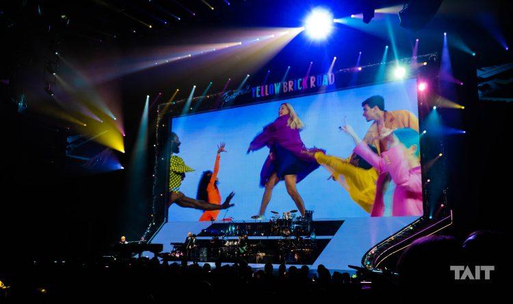 Elton John Farewell Yellow Brick Road Tour