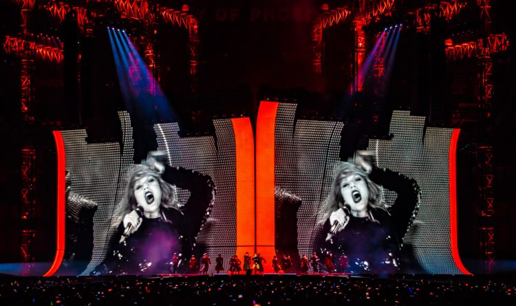 Taylor Swift's Stage