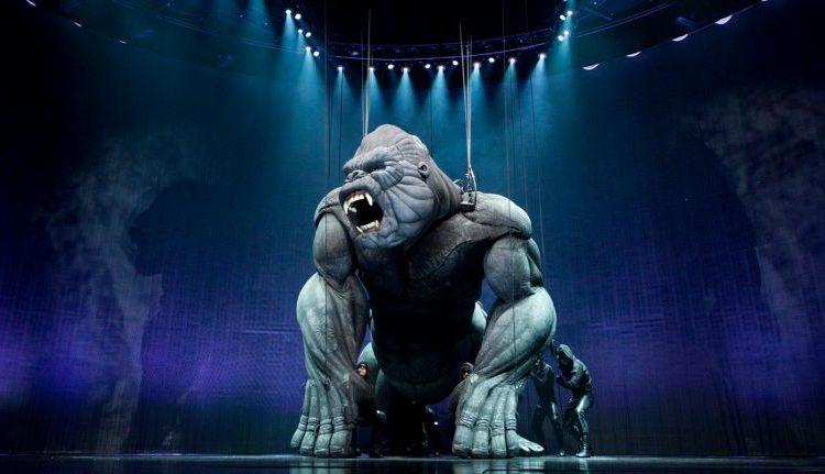 King Kong Puppet