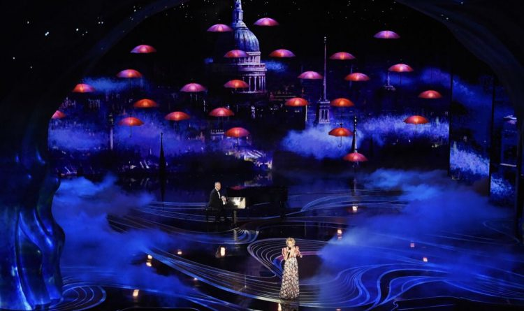 TAIT Navigator cues the LED umbrellas to float at Academy Awards