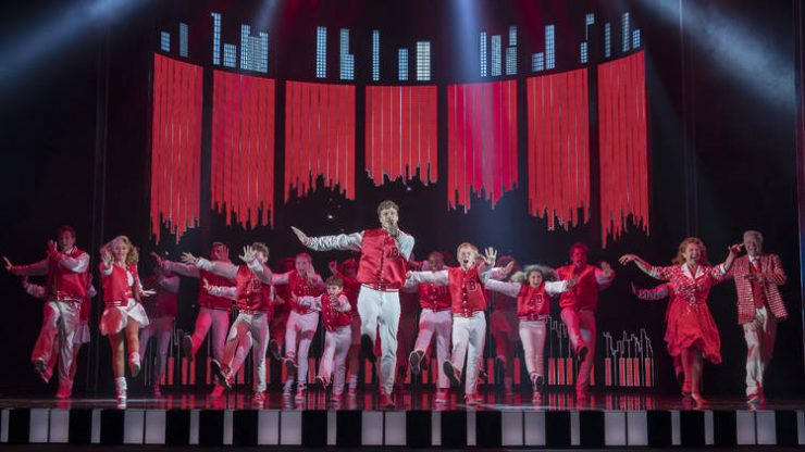 Big the Musical Dominion Theatre