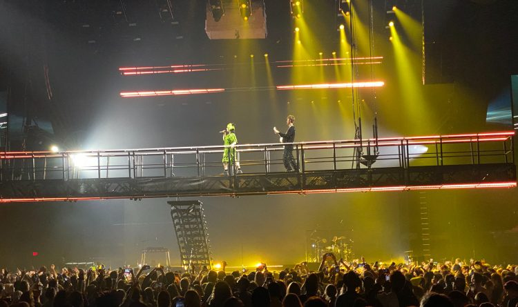 Billie Eilish Where Did We Go Tour